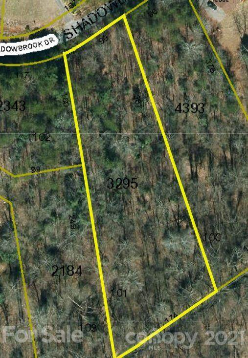 Lot 101 Shadowbrook Drive #101, Lenoir, NC 28645 (#3702803) :: Scarlett Property Group