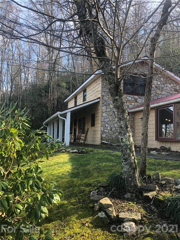 1311 S Country Club Drive, Cullowhee, NC 28723 (#3703987) :: Carver Pressley, REALTORS®