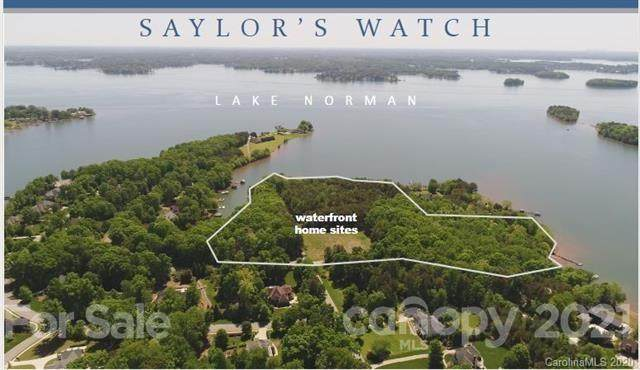 105 Saylors Watch Lane #2, Mooresville, NC 28117 (#3704160) :: Stephen Cooley Real Estate Group
