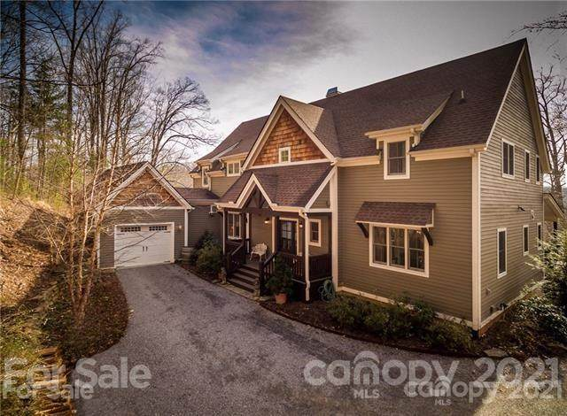 61 Winters Haven, Fairview, NC 28730 (#3704618) :: LKN Elite Realty Group | eXp Realty