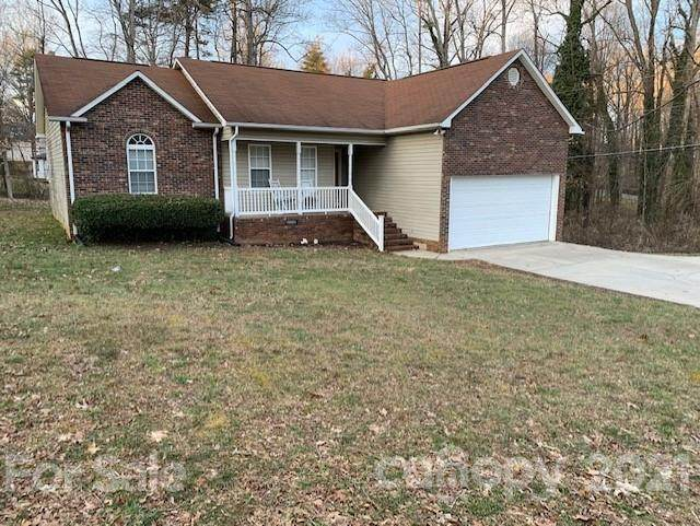 3315 E Broad Street, Statesville, NC 28625 (#3704933) :: Home and Key Realty