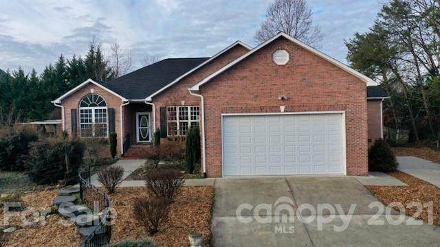 419 Kipling Drive, Taylorsville, NC 28681 (#3704987) :: Home and Key Realty