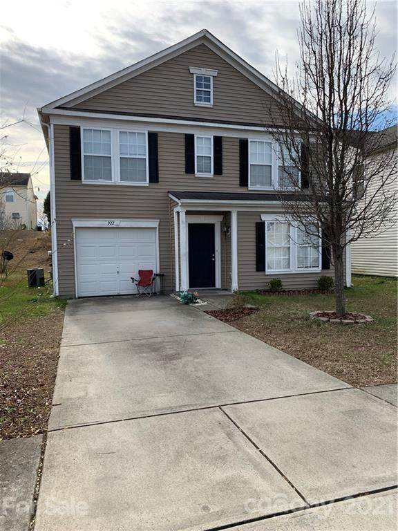 922 Littleton Drive, Concord, NC 28025 (#3705390) :: Home and Key Realty