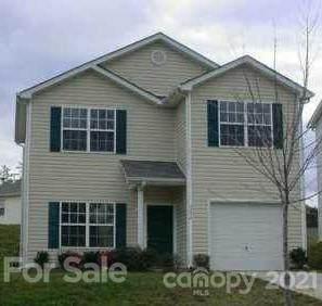 5232 Javitz Road, Charlotte, NC 28216 (#3705475) :: Burton Real Estate Group