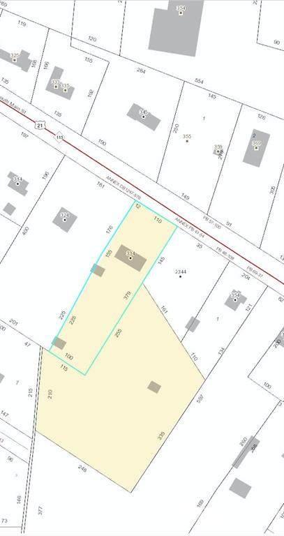 334 Main Street, Troutman, NC 28166 (#3705878) :: Mossy Oak Properties Land and Luxury