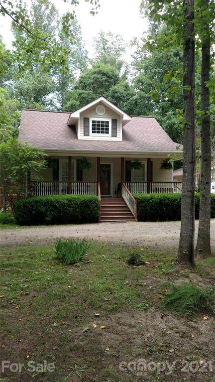 2839 Sulphur Springs Road, Hiddenite, NC 28636 (#3707124) :: Besecker Homes Team