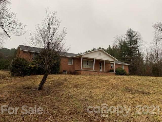 3792 Silver Creek Road, Mill Spring, NC 28756 (#3707413) :: Austin Barnett Realty, LLC