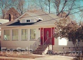 2205 Scott Avenue, Charlotte, NC 28203 (#3708207) :: Home and Key Realty