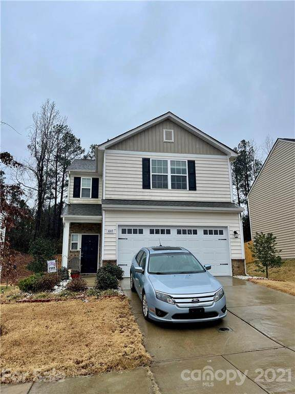 1017 Pecan Ridge Road, Fort Mill, SC 29715 (#3708560) :: Home and Key Realty