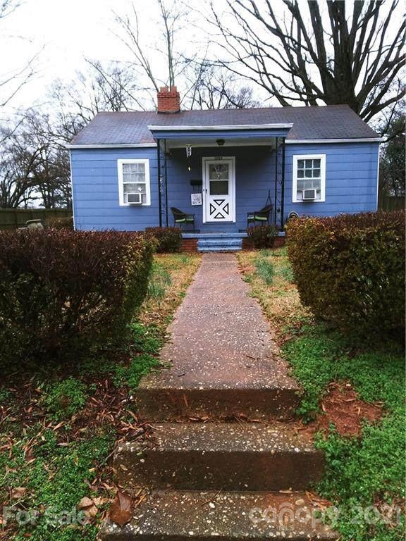 2723 Duncan Avenue, Charlotte, NC 28205 (#3709854) :: Besecker Homes Team