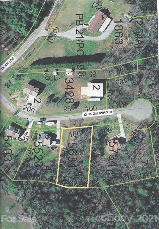 2490 Holman Ridge Court #5, Granite Falls, NC 28630 (#3709944) :: Rhonda Wood Realty Group