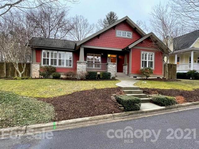 21 Halftimber Lane, Flat Rock, NC 28731 (#3710233) :: High Performance Real Estate Advisors