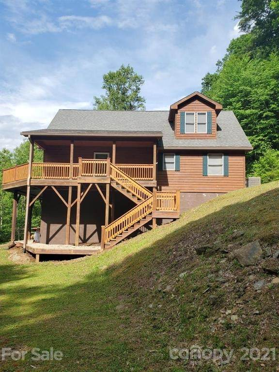 136 Grouse Point Road, Hot Springs, NC 28743 (#3710887) :: NC Mountain Brokers, LLC