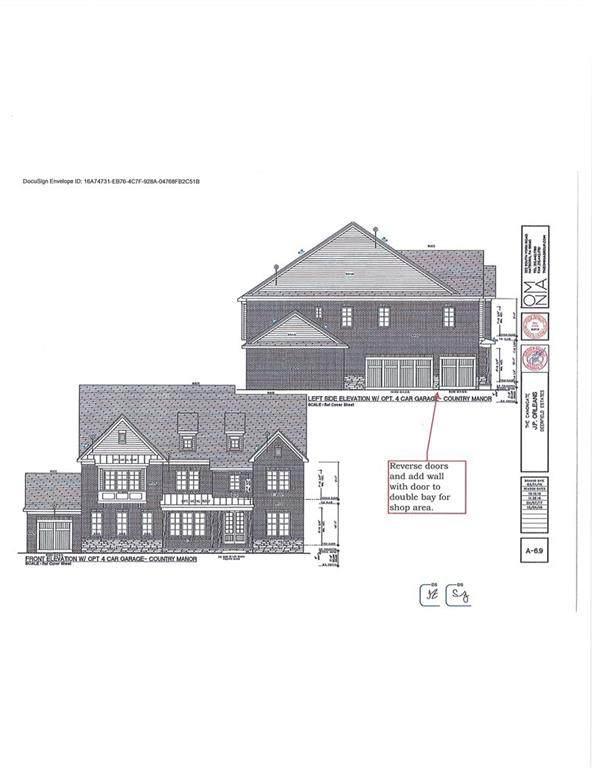 2205 Alexander Dowd Drive, Charlotte, NC 28270 (#3711194) :: Carver Pressley, REALTORS®