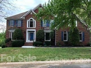 6132 Abergele Lane, Matthews, NC 28104 (#3711222) :: LePage Johnson Realty Group, LLC