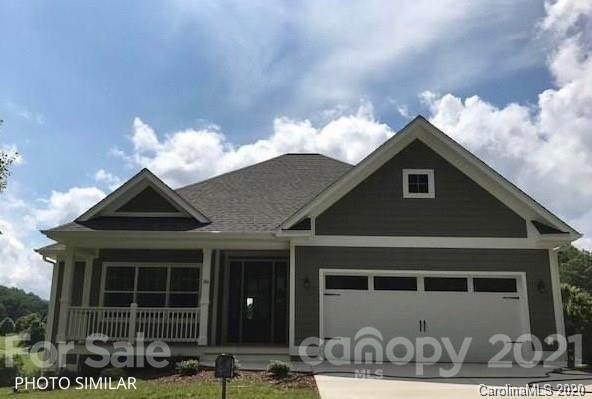 72 Rose Creek Road #43, Leicester, NC 28748 (#3711444) :: Homes with Keeley | RE/MAX Executive