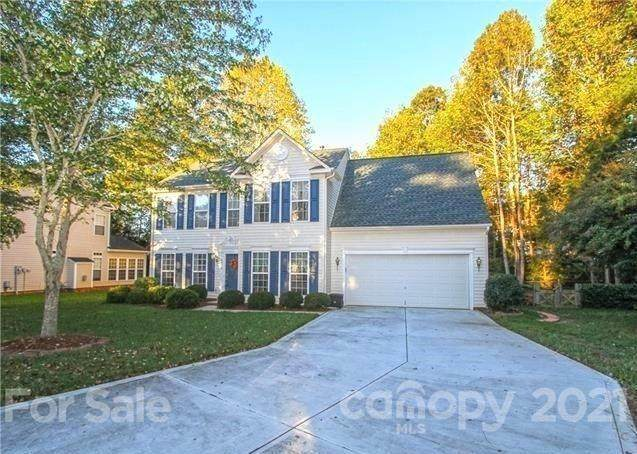4002 Garfield Court, Waxhaw, NC 28173 (#3711827) :: Love Real Estate NC/SC
