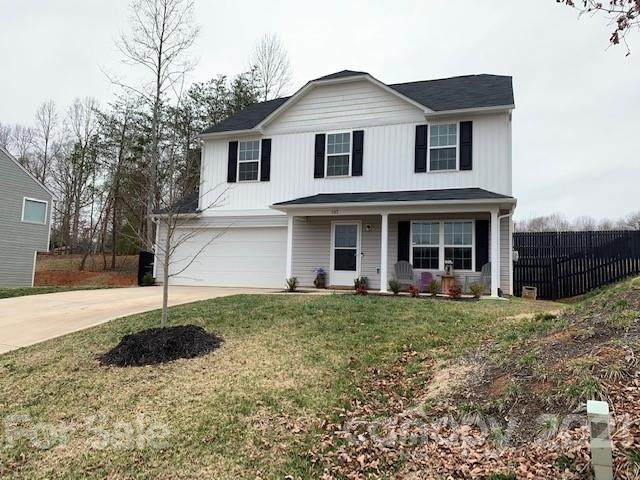 103 Mulligan Drive, Shelby, NC 28150 (#3712710) :: Stephen Cooley Real Estate Group