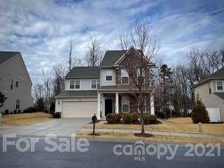 15513 Gallant Ridge Place, Huntersville, NC 28078 (#3712842) :: Johnson Property Group - Keller Williams