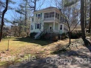 530 N Highland Lake Road N 530 & 534, Flat Rock, NC 28731 (#3712855) :: BluAxis Realty