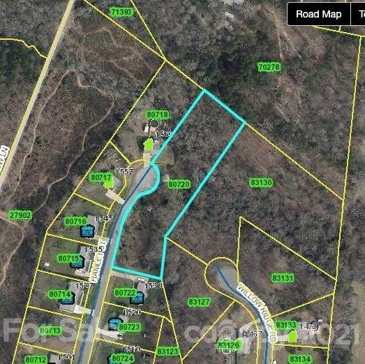 Lots 17-19 Hamlet Street 17-19, Lincolnton, NC 28092 (#3713244) :: Robert Greene Real Estate, Inc.