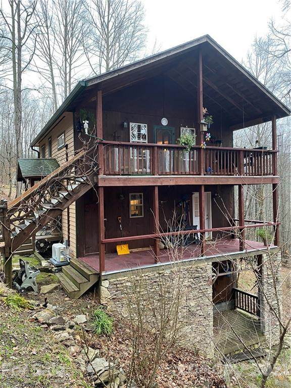 466 Friendship Walk, Bryson City, NC 28713 (#3713895) :: The Ordan Reider Group at Allen Tate