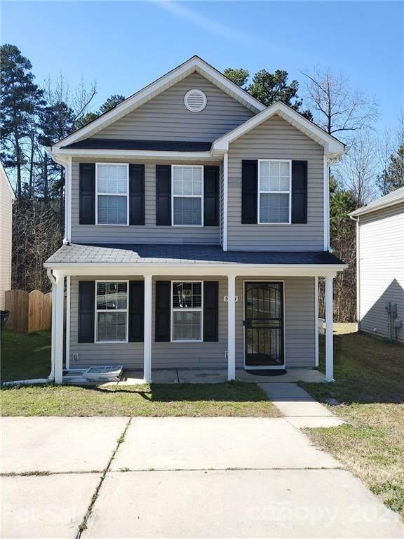 5424 Henderson Oaks Drive, Charlotte, NC 28269 (#3714474) :: Mossy Oak Properties Land and Luxury