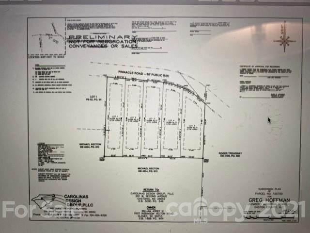 0000 Pinnacle Road Lot 4, Kings Mountain, NC 28086 (#3714569) :: Mossy Oak Properties Land and Luxury