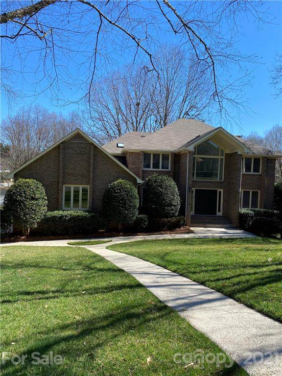 6501 Colston Court, Charlotte, NC 28210 (#3715252) :: DK Professionals Realty Lake Lure Inc.