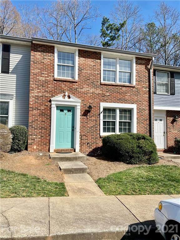 1221 Scaleybark Road B, Charlotte, NC 28209 (#3715293) :: Keller Williams South Park
