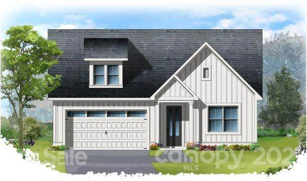 Lot 61 Timber Run Lane #61, Maiden, NC 28650 (#3715484) :: The Allen Team
