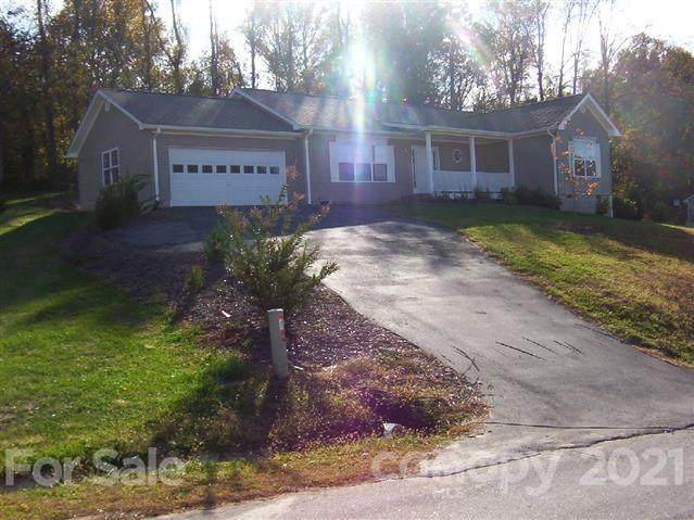 45 N Willow Brook Drive, Asheville, NC 28806 (#3715646) :: DK Professionals Realty Lake Lure Inc.