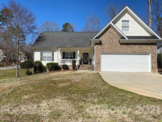 6018 Hemlock Drive, Indian Trail, NC 28079 (#3715716) :: The Premier Team at RE/MAX Executive Realty