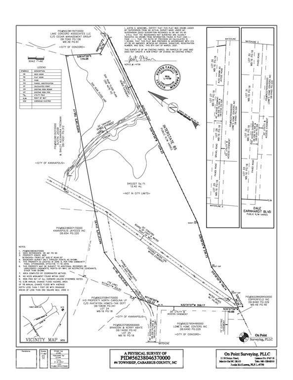 000 I-85, Kannapolis, NC 28083 (#3716311) :: MartinGroup Properties
