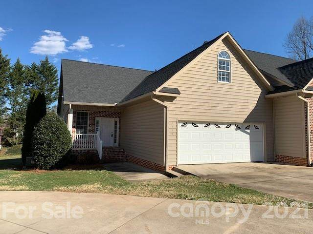 1538 Forest Park Drive, Statesville, NC 28677 (#3716364) :: Stephen Cooley Real Estate Group