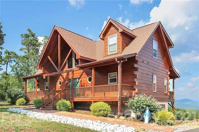 10 Scenic Overlook Drive, Nebo, NC 28761 (#3718188) :: Keller Williams Professionals