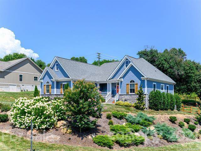 127 Rockbridge Road, Mills River, NC 28759 (#3719924) :: Home and Key Realty