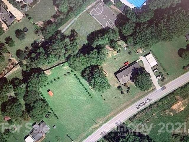 0 Crane Road, Waxhaw, NC 28173 (#3720261) :: MartinGroup Properties