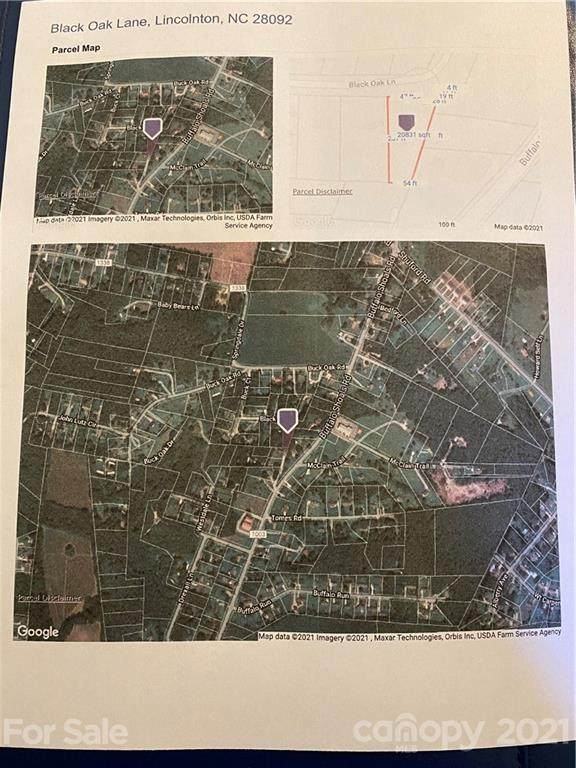 Across from 1717 Black Oak Lane, Lincolnton, NC 28092 (#3720782) :: Cloninger Properties