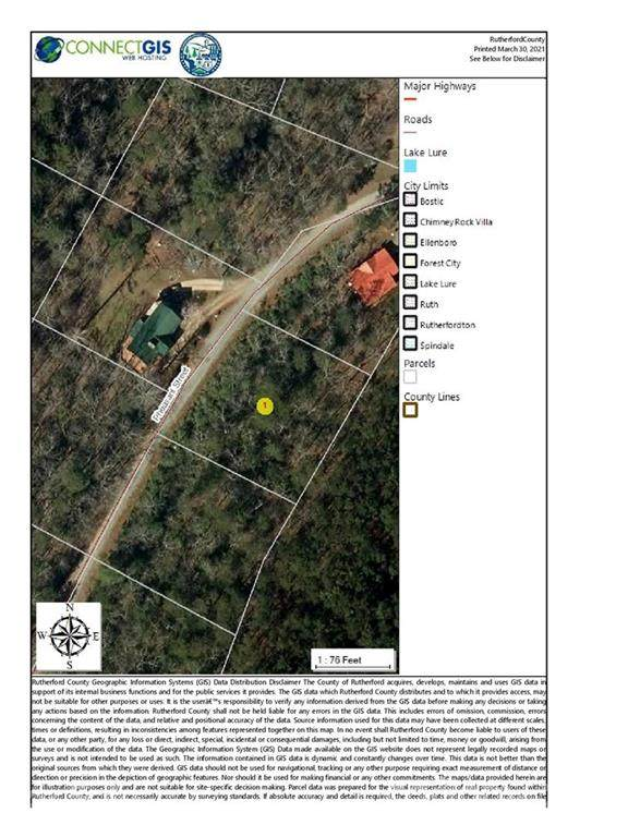 LOT 141 Pheasant Street, Lake Lure, NC 28746 (#3723420) :: Willow Oak, REALTORS®