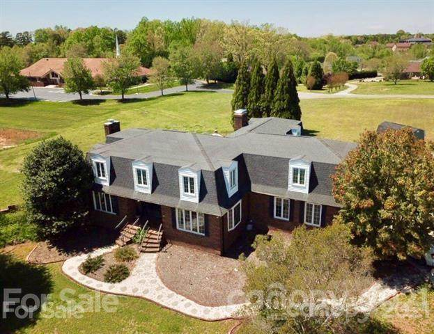 2908 Charlotte Highway, Mooresville, NC 28117 (#3723581) :: BluAxis Realty
