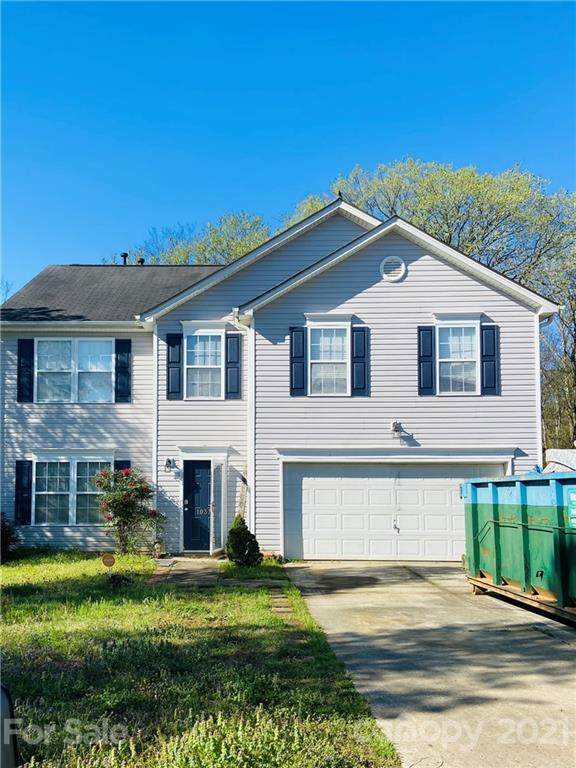 1037 Bent Branch Drive, Concord, NC 28025 (#3724688) :: Carolina Real Estate Experts
