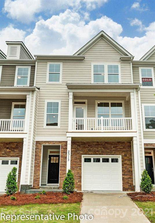 10249 Glenmere Creek Circle Lot 50, Charlotte, NC 28262 (#3724707) :: LePage Johnson Realty Group, LLC