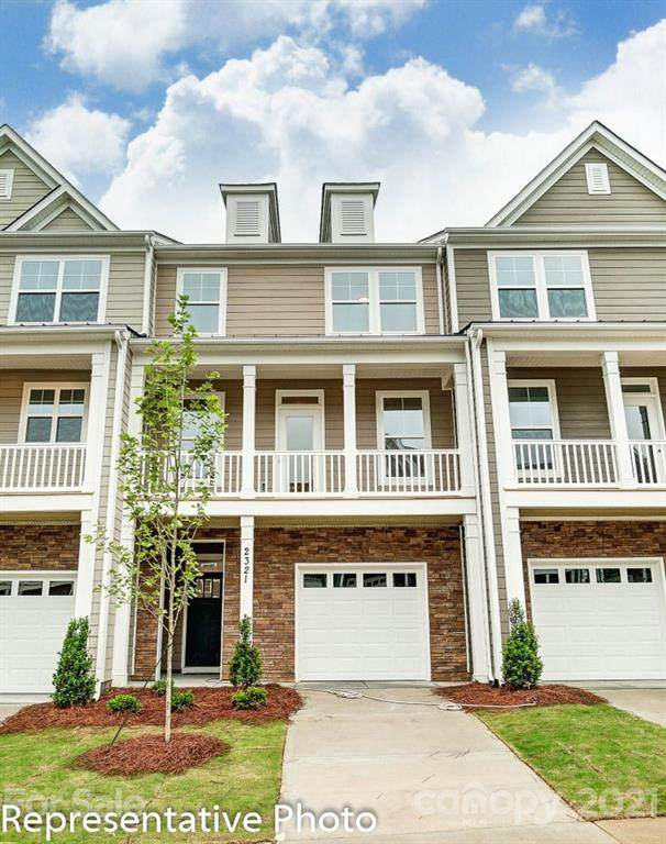 10241 Glenmere Creek Circle Lot 52, Charlotte, NC 28262 (#3724712) :: LePage Johnson Realty Group, LLC