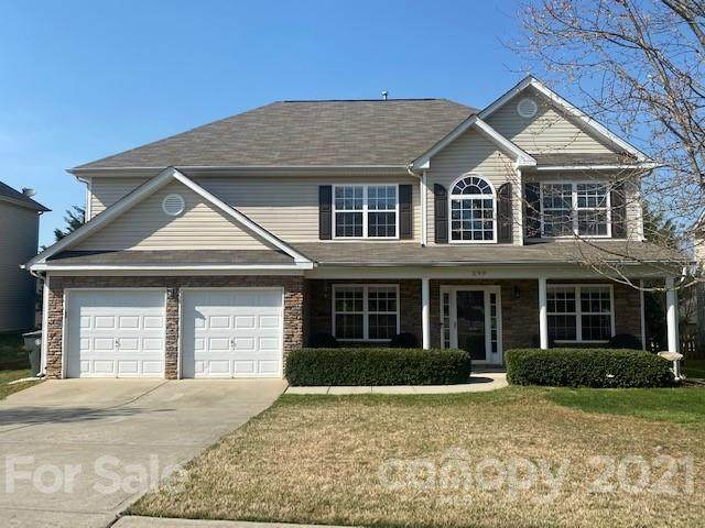 299 Glenn Allen Road, Mooresville, NC 28115 (#3726120) :: Rowena Patton's All-Star Powerhouse