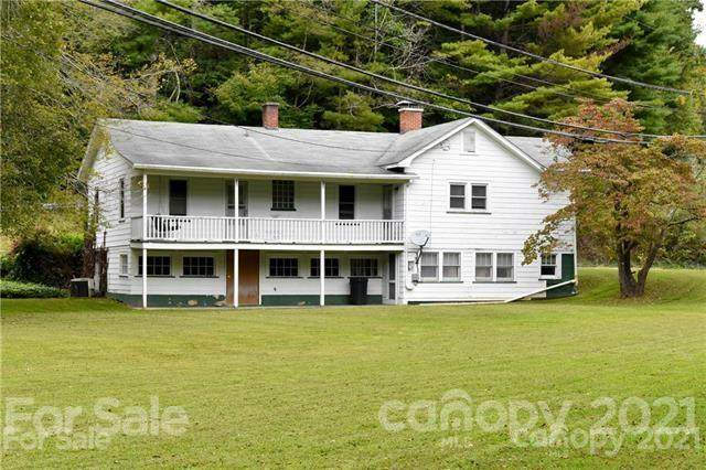 54 Cabin Road, Spruce Pine, NC 28777 (#3726205) :: LePage Johnson Realty Group, LLC