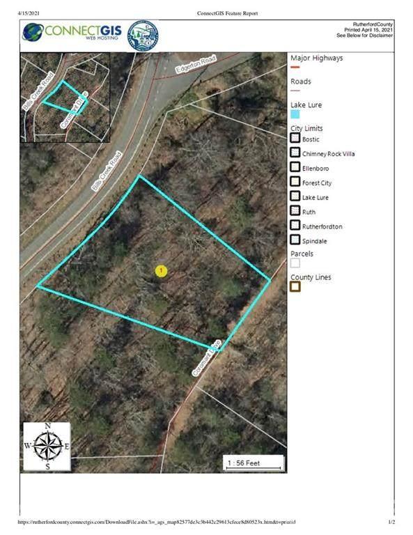 0000 Bills Creek Road #11, Lake Lure, NC 28746 (#3726489) :: Homes with Keeley | RE/MAX Executive
