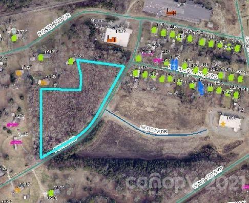 0 Petes Road #2, Lincolnton, NC 28092 (#3726685) :: LePage Johnson Realty Group, LLC