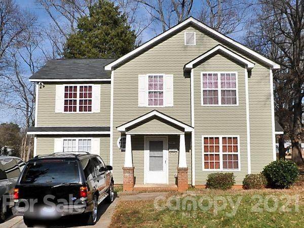 5201 Tarrywood Lane, Charlotte, NC 28205 (#3726988) :: Home and Key Realty