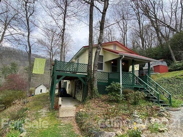 116 Sloshy Branch Trail, Black Mountain, NC 28711 (#3727192) :: LePage Johnson Realty Group, LLC